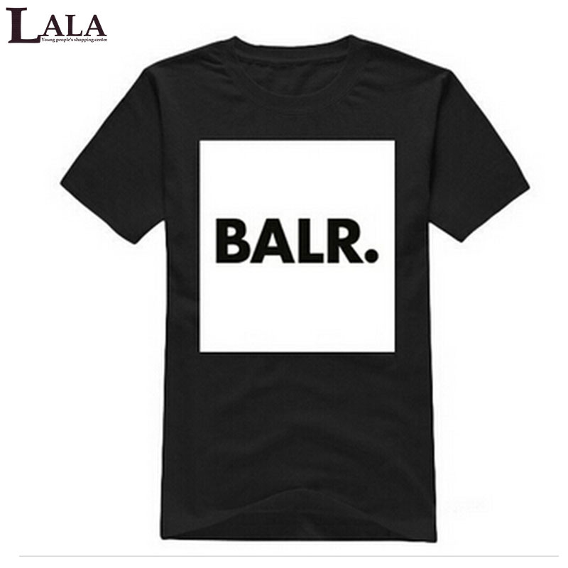 special selection of entire collection hot-seeling original Free Shipping mens t shirts fashion 2015 Summer BALR. men t shirt 100%  cotton men's short-sleeved t-shirt sport tee shirts